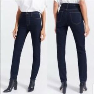 CURRENT/ELLIOTT NWT The Stovepipe Jeans Size 24